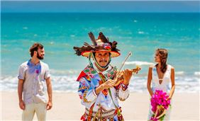 Huichol Wedding at Velas Vallarta