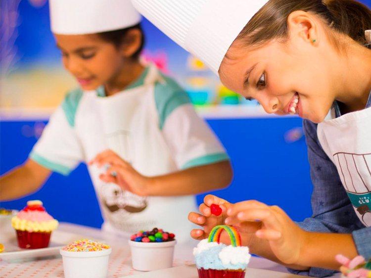 Velas Vallarta Hotel, Puerto Vallarta offers kid's Daily Activities & Games