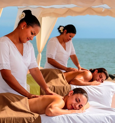 Spa Package in Velas Vallarta Hotel, Puerto Vallarta