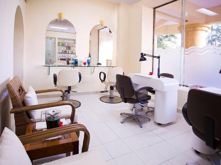 Beauty Salon in Velas Vallarta Hotel, Puerto Vallarta